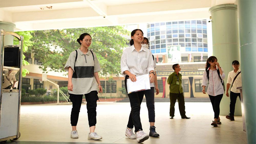Đáp án tham khảo môn tiếng Anh thi THPT quốc gia 2019